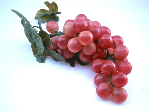 Vintage,Cluster,Red,Grape,Plastic,Fruit,Display,Décor,Table,Setting,Centerpiece,Bunch,Island,Wedding,Bowl,Vine,Cascading,Harvest,Fall,Autumn,vintage cluster red grapes, red table grapes, soft plastic red grapes, grape fruit bowl, bunch of red grapes tropical fruit bowl, red grape wedding décor, red grapes table setting, grapes fruit display, cascading grapes, autumn harvest, red wine harvest