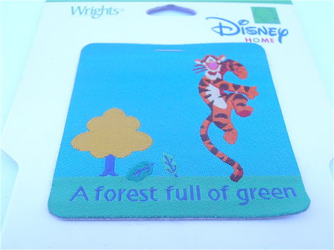 Tigger,Applique,Ashdown,Forest,Patch,Fabric,Pooh,Collection,Embroidery,Disney,Self,Adhesive,Book,Scrapping,Sewn,On,Lion,Trees,winnie the pooh patch, winnie the pooh appliqué, tigger patch, tigger appliqué, ashdown forest patch, ashdown forest appliqué, disney scrapbook, pooh book scrapping, tigger book scrapping, tigger scrapbook items