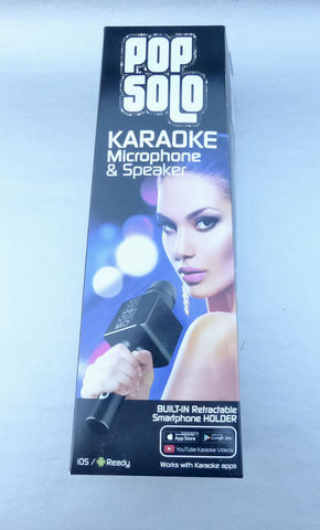Popsolo,Karaoke,Microphone,&,Speaker,2,-,In,1,Wireless,Tzumi,Smartphone,App,Bluetooth,Professional,Mike,Mixer,Sing,Entertainment,Serenade,Party,Villacollezione,Villa,Collezione,pop solo karaoke wireless microphone, tzumi popsolo professional karaoke mic, karaoke musical instrument, karaoke microphone, wireless microphone, wireless mike karaoke speaker, bluetooth popsolo karaoke handheld microphone, villa collezione, villacollezi