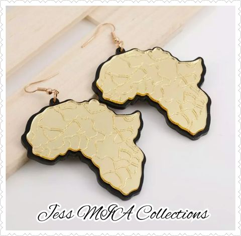 The,Fari,Earrings,Africa, earrings, accessories