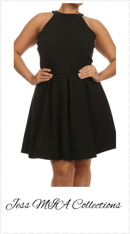 The Fit and Flare Dress - product image