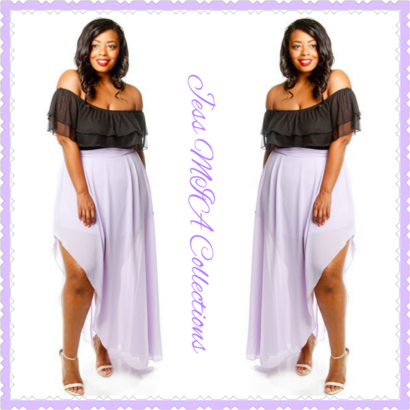 The Purple Haze Skirt - product image