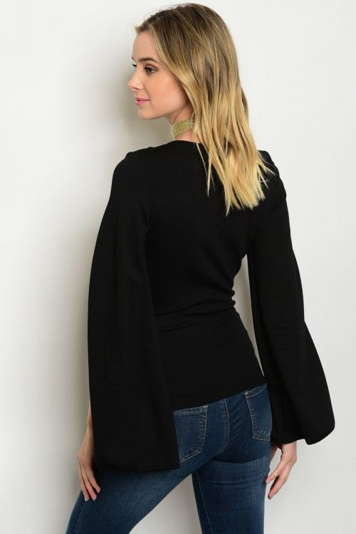 The Perfect Flare Sleeve Top - product images  of