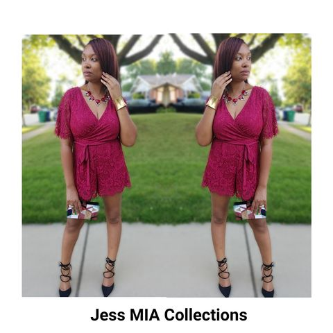 The,Scarlett,Lace,Romper, jess mia Collections