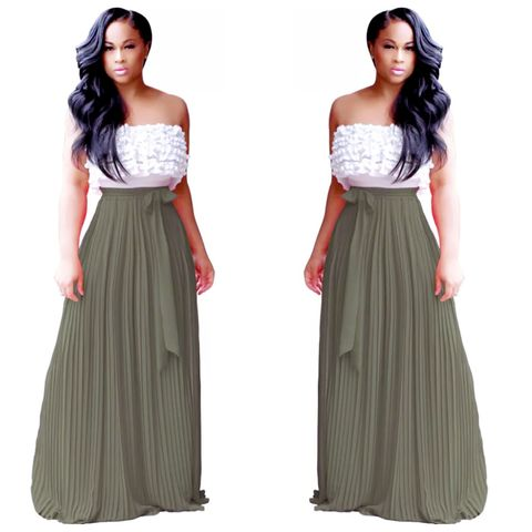 The,Olive,Maxi,Skirt,olive, maxi skirt, Jess MIA Collections
