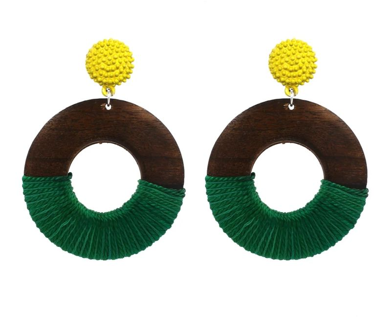 The Emerald Earrings - product images  of