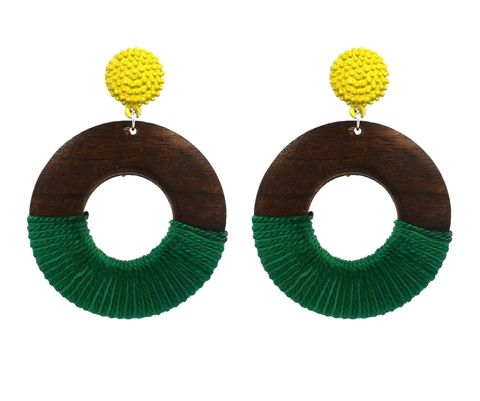 The,Emerald,Earrings,emerald, Jess MIA Collections