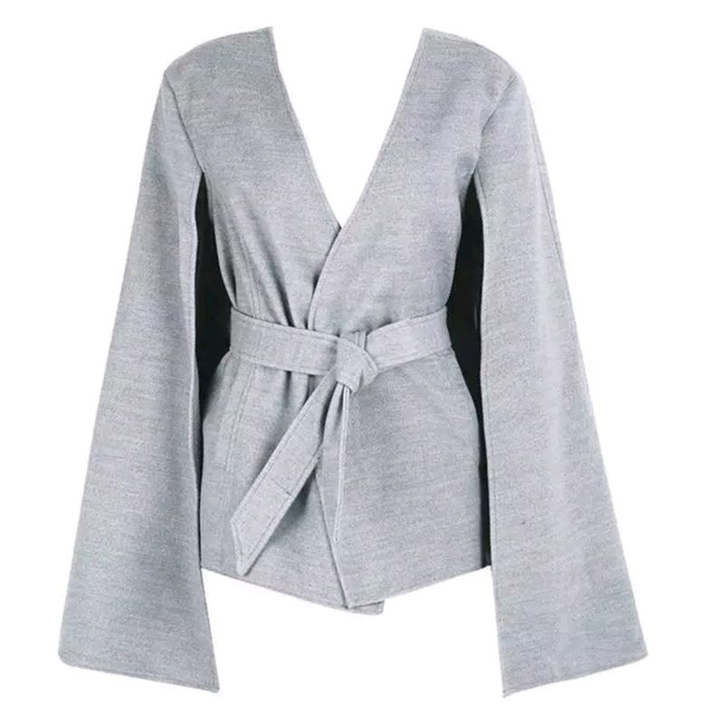 The Posh Cape Coat - product images  of