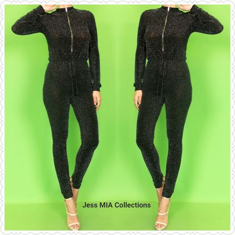 The,Sparkle,Jumpsuit,Jess MIA Collections, sparkle