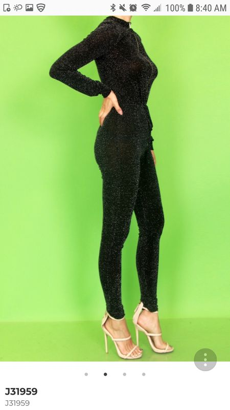 New Arrival! The Sparkle Jumpsuit - product images  of