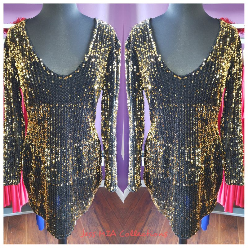The Golden Sparkle Dress - product images  of