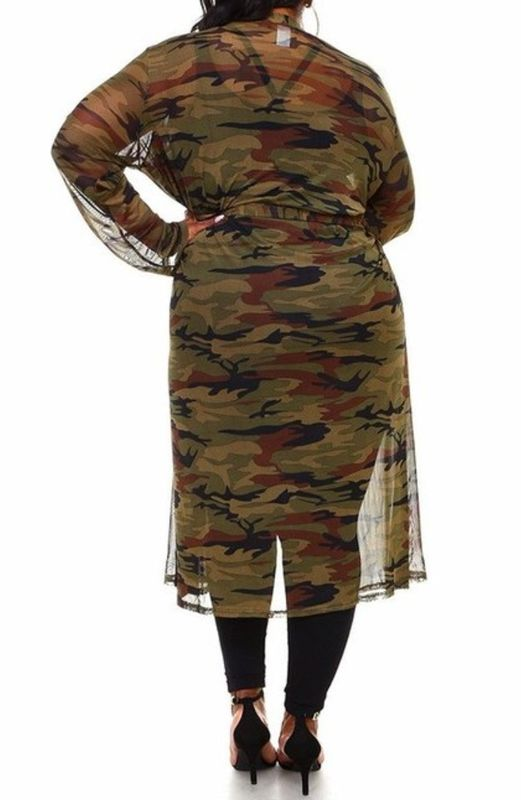The Camo Duster - product images  of