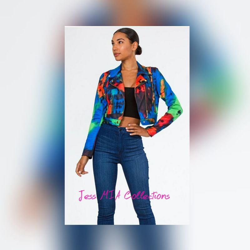 The Prismatic Jacket  - product images  of