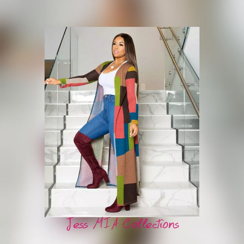 The Color Sensation Cardigan - product images  of
