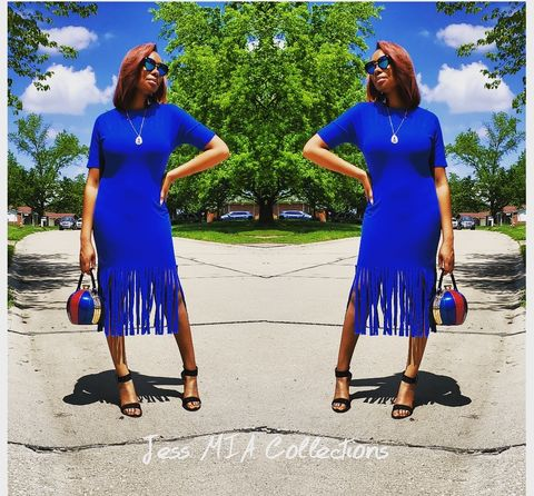 The,Casual,Fringe,Dress,Fringe dress, Boutique, St. Louis boutique