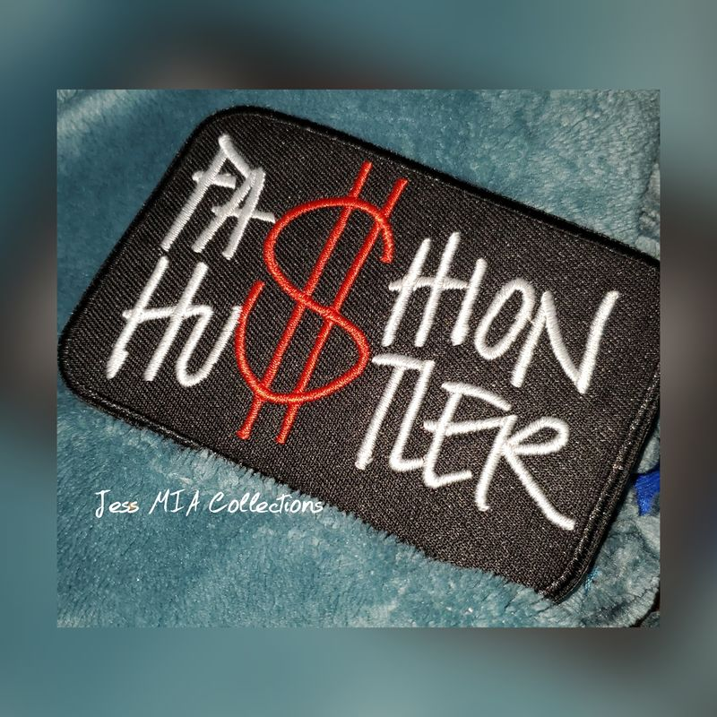 New Arrival! Fashion Hustler Patch  - product image