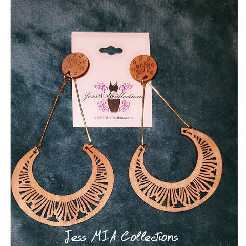 New,Arrival!,The,Onika,Earrings