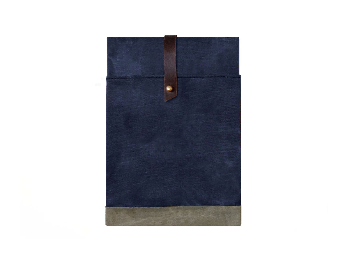 Sessa Carlo iPad Case - Navy - product images  of