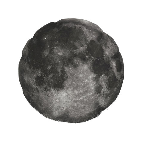 Moon,Throw,Pillow,,Waxed,Canvas,throw, pillow, moon, waxed, canvas, velveteen, gray, charcoal, black