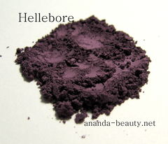 *50%,clearance*,HELLEBORE,matte,cool,violet,mineral,eye,shadow,Bath and Beauty Makeup Eye Shadow eye shadow smoky eye makeup  radiant orchid vegan eye shadow vegan makeup eye liner black eye liner blue eyes  gypsy brown eyes green eyes  biba makeup