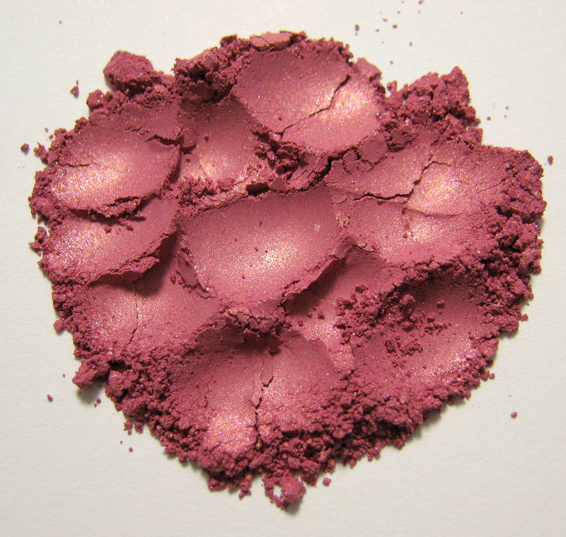 *50% clearance* STARGAZER hot pinky coral shimmer vegan blush - product images  of