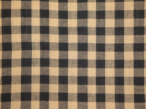 Black,And,Tan,Large,Check,Cotton,Homespun,Fabric,Sold,By,The,Yard,Supplies,rag_quilting,homespun_fabric,RW7039,Large_black_check,black_check_fabric,homespun_material,by_the_yard_fabric,sewing_fabric,quilt_fabric,cotton_fabric,farmhouse_fabric,rustic_fabric,designer_fabric,cotton homespun material