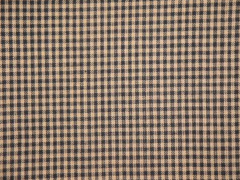 Black,And,Tan,Small,Check,Cotton,Homespun,Material,Sold,By,The,Yard,Supplies,Fabric,black_check_fabric,homespun_material,homespun_fabric,rag_quilting_fabric,cotton_homespun,quilting_fabric,by_the_yard_fabric,small_check_fabric,woven_material,home_decor_fabric,RW5139,sewing_fabric,fabric_shop