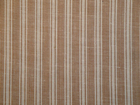 Cotton,Homespun,Fabric,Wheat,Ticking,Stripe,1,Yard,Supplies,ship_international,kittredge_mercantile,ticking_stripe,tan_stripe_ticking,ticking_cloth,RW1409,ticking_material,cotton_ticking,woven_cloth,homespun_fabric,cotton_homespun,homespun_material,striped_material