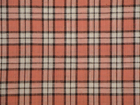 Homespun,Fabric,Rose,Mocha,And,White,Medium,Plaid,Sold,By,The,Yard,Supplies,rag_quilting,ship_international,kittredge_mercantile,homespun_fabric,cotton_homespun,homespun_material,doll_making_cloth,plaid_homespun,fabric_by_the_yard,woven_material,pink_plaid_material,cotton_fabric,RW0095,homespun cotton fabric