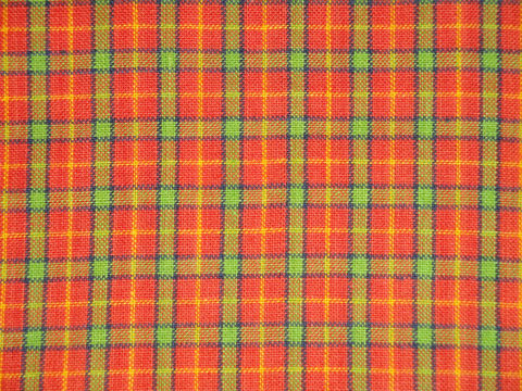 Orange,Plaid,Homespun,Material,Sold,By,The,Yard,Supplies,Fabric,homespun_fabric,cotton_homespun,doll_making_cloth,orange_plaid_fabric,orange_plaid_cloth,material_by_the_yard,fabric_shop,RW0772,orange_material,fall_fabric,cotton_woven_fabric,washable_fabric,diy_fabric,homespun cotton fabric