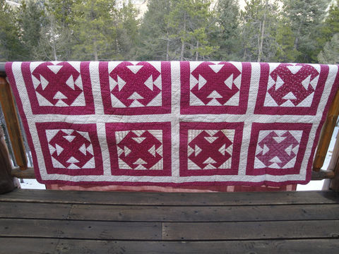 Antique,Temperance,Quilt,Housewares,Bedroom,Bedding,old_quilt,antique_quilt,vintage_quilt,primitive_quilt,hand_made_quilt,calico_fabric_quilt,old_vintage_quilt,home_decor_quilt,bed_quilt,wall_hanging_quilt,handquilted_quilt,capital_t_quilt,temperance_quilt,VIntage Quilt,Old Quilt