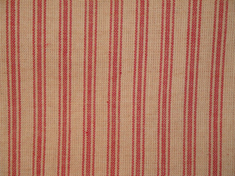 Red,Stripe,Homespun,Ticking,Fabric,Sold,By,The,yard,Supplies,red_stripe_cloth,red_ticking_stripe,ticking_material_red,cotton_material,ticking_stripe,stripe_fabric,woven_stripe_fabric,ticking_cloth_cotton,primitive_fabric,craft_supplies,sewing_fabric,586,woven_homespun,Ticking Material,Cotton Ticking