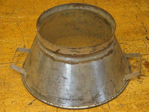 Primitive Tin Sifter - product image