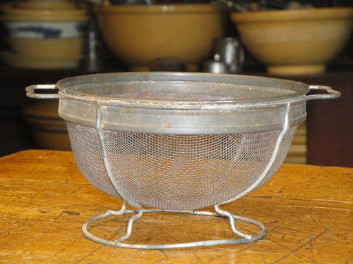 Vintage Tin Sifter - product image
