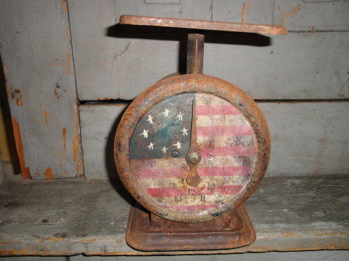 Americana Scale - product image