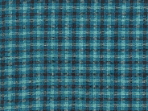 Check,Homespun,Fabric,Sold,By,The,Yard,Supplies,cotton_material,homespun_material,check_material,aqua_material,woven_material,fabric_by_the_yard,quilt_material,craft_material,home_decor_material,fabric_shop,rag_quilt_fabric,doll_making_fabric,sewing_material,Cotton Material,Homespun Mat