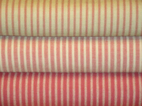 Red,Ticking,Material,|,Stripe,Fat,Quarter,Bundle,Of,3,Supplies,Fabric,fat_quarter_bundle,homespun_fat_quarter,material_fat_quarter,homespun_material,homespun_fabric,homespun_cloth,red_material,red_homespun,red_cloth,woven_cloth,fabric_shop,sewing_fabric,sewing_material,Cotton Homespun