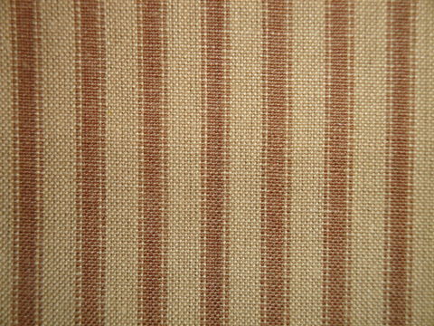 Tea,Dye,And,Brown,Cotton,Homespun,Ticking,Stripe,Fabric,brown ticking fabric. ticking stripe fabric, Dunroven House Homespun Fabric H96, primitive stripe fabric