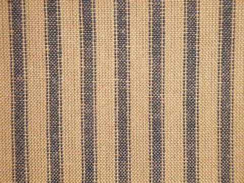 Tea,Dye,And,Navy,Ticking,Stripe,Homespun,Fabric,navy ticking fabric. ticking stripe fabric, Dunroven House Homespun Fabric H26, primitive stripe fabric, blue stripe fabric