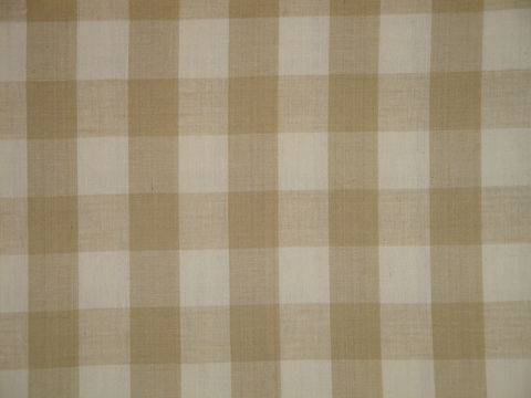 Wheat,And,Cream,Cotton,Homespun,Buffalo,Check,Fabric,buffalo check fabric, cotton buffalo check fabric, buffalo check fabric, brown buffalo check fabric, home decor check fabric. primitive check fabric, curtain check fabric. bedding check fabric, large check fabric