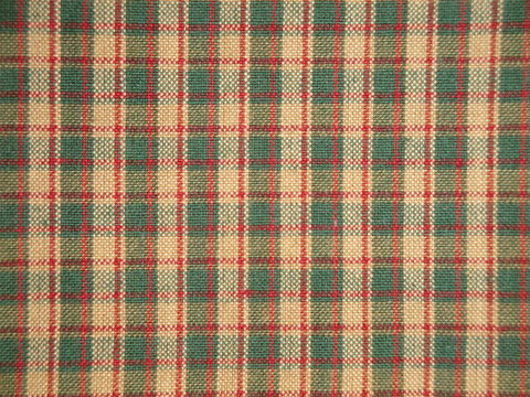 Green,Tea,Dye,Red,Woven,Cotton,Plaid,Homespun,Fabric,H45_ Dunroven_ house_Supplies,homespun_cloth,homespun_fabric,homespun_material,cotton_material,cotton_cloth,cotton_fabric,destash_supplies,holiday_plaid_cloth,red_and_green_fabric,plaid_homespun,rag_quilting_fabric,RW0049,fabric_shop,Cotton Materia
