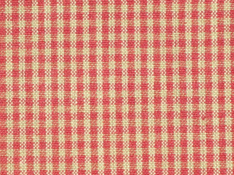 Red,And,Tea,Dye,Cotton,Homespun,Small,Check,Fabric,Dunroven_House_H33_ small check fabric, cotton small check fabric, small check fabric, red small check fabric, home decor check fabric. primitive check fabric, curtain check fabric. bedding check fabric, large check fabric