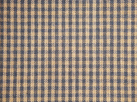 Small,Check,Navy,Blue,And,Tea,Dye,Woven,Cotton,Homespun,Fabric,Dunroven_House_H23_ small check fabric, cotton small check fabric, small check fabric, blue small check fabric, home decor check fabric. primitive check fabric, curtain check fabric. bedding check fabric, large check fabric