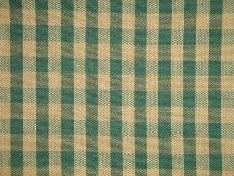 Green,And,Tea,Dye,Cotton,Homespun,Large,Check,Fabric,green large check fabric, cotton large check fabric, large check fabric, green check fabric, home decor check fabric. primitive check fabric, curtain check fabric. bedding check fabric