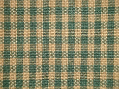 Green,And,Tea,Dye,Cotton,Homespun,Medium,Check,Fabric,check fabric, cotton medium check fabric, medium check fabric, green medium check fabric, home decor check fabric. primitive check fabric, curtain check fabric. bedding check fabric, navy check fabric, H204,Dunroven House