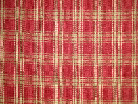 Red,And,Tea,Dye,Catawba,Plaid,Woven,Cotton,Homespun,Fabric,Supplies,rag_quilting,homespun_fabric,H31, red _plaid,red_plaid_fabric,homespun_material,by_the_yard_fabric,sewing_fabric,quilt_fabric,cotton_fabric,farmhouse_fabric,rustic_fabric,designer_fabric,cotton homespun material, D