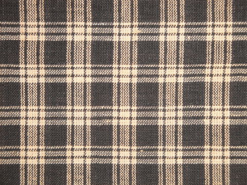 Black,And,Tan,Basic,Plaid,Cotton,Homespun,Material,Sold,By,The,Yard,Supplies,plaid_homespun,RW2139,fabric_by_the_yard,craft_material,doll_making_fabric,plaid_material,plaid_fabric,cotton_fabric,rustic_fabric,homespun_fabric,primitive_material,black_plaid_fabric,farmhouse_fabric