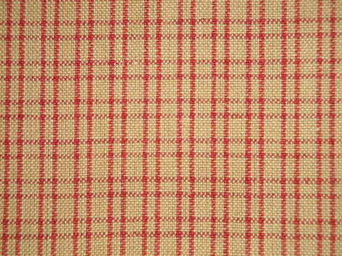 Tea,Dye,And,Red,Double,Pane,Plaid,Woven,Cotton,Homespun,Fabric,Supplies,rag_quilting,homespun_fabric,H302, red _small_ window pane _plaid,red_plaid_fabric,homespun_material,by_the_yard_fabric,sewing_fabric,quilt_fabric,cotton_fabric,farmhouse_fabric,rustic_fabric,designer_fabric,cotton homespun material, D