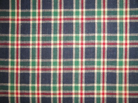 Navy,Blue,Green,Red,Natural,Woven,Cotton,Plaid,Homespun,Fabric,RW0824_ Supplies,homespun_cloth,homespun_fabric,homespun_material,cotton_material,cotton_cloth,cotton_fabric,_cloth ,plaid_homespun,rag_quilting_fabric,RW0049,fabric_shop,Cotton Materia