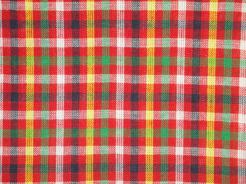 Red,Navy,Green,White,And,Yellow,Check,Cotton,Homespun,Fabric,Supplies,homespun_material,homespun_fabric,homespun_cloth,fabric_by_the_yard,home_decor_fabric,doll_making_fabric,rag_quilt_fabric,cotton_material,check_material,cotton_check_cloth,RW0132,quilt_fabric,checked_fabric,Cotton Homespun Material